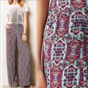 Elevenses Anthropologie High Waisted Pants Size 2